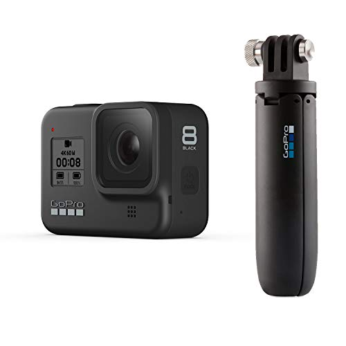 GoPro Bundle Hero 8 Black + Shorty