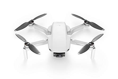 DJI Mavic Mini - Drone FlyCam Quadcopter con Cámara de 2.7K, 3-Axis Gimbal, GPS y 30min de vuelo