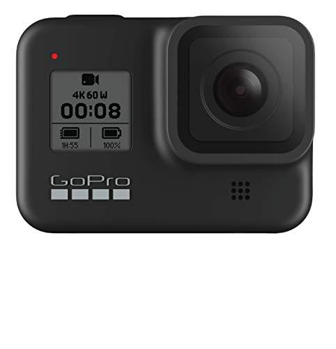 GoPro Hero 8 Black - Cámara de Acción, color Negro