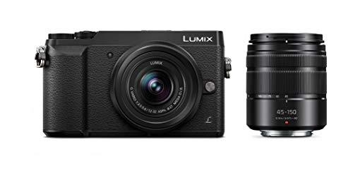 Panasonic - Kit de cámara de Lente Intercambiable sin Espejo, Lente de 12 – 32 mm, 16...
