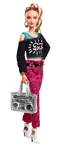 Barbie Muñeca Coleccionable X Keith Haring Doll