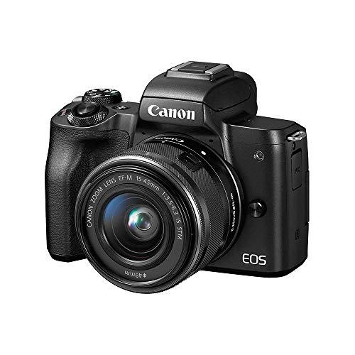 Canon EOS M50 Kit (15-45 STM)