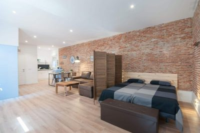 Recoletos Airbnb en Madrid centro